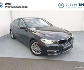 BMW SÉRIE 6 GRAN TURISMO 630D 265CH LUXURY