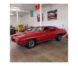 1970 PONTIAC GTO GTO-JUDGE