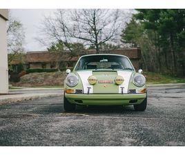 1971 PORSCHE 911 TURBO
