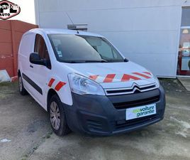 CITROËN BERLINGO FOURGON 20 L1 HDI 75 CONFORT