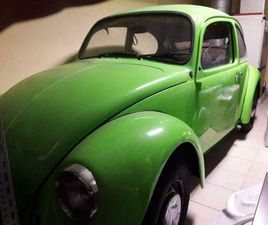 ② VW COX 1200 DE 83 À FINIR DE RESTAURER - OLDTIMERS & ANCÊTRES