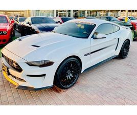 USED FORD MUSTANG 2019