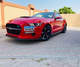 USED FORD MUSTANG COUPE 2016
