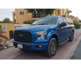 USED FORD F-150 2015