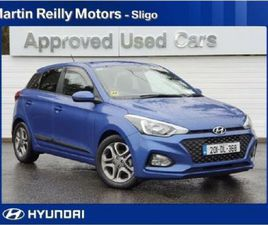 HYUNDAI I20 1.2 PETROL DELUXE FOR SALE IN SLIGO FOR €17,445 ON DONEDEAL