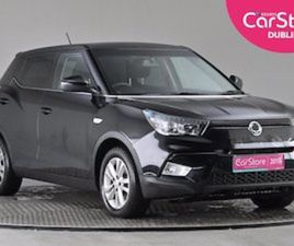 SSANGYONG TIVOLI 4X2 ES CROSSOVER 5DR FOR SALE IN DUBLIN FOR €12890 ON DONEDEAL
