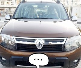 USED RENAULT DUSTER 2015