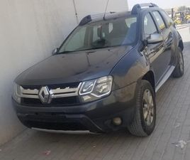 USED RENAULT DUSTER 2016
