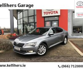 SKODA SUPERB SUPERB 1.6 TDI STYLE FOR SALE IN KERRY FOR €23999 ON DONEDEAL