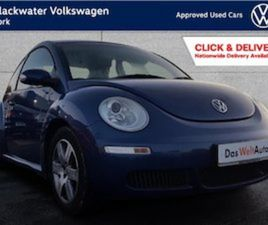 VOLKSWAGEN BEETLE 1.4 HIGHLINE LOW MILEAGE FOR SALE IN CORK FOR €5995 ON DONEDEAL