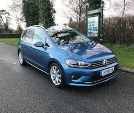 VOLKSWAGEN GOLF PLUS GT 2 LTR TDI AUTO 150 BHP NEW FOR SALE IN LEITRIM FOR €14500 ON DONED