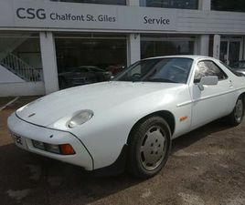 1981 PORSCHE 928 4.7 S AUTO - £24,990
