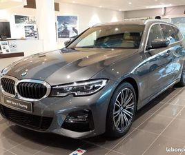 BMW SERIE 3 TOURING 318D 150CH M SPORT EURO6C