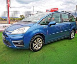 CITROEN GRAND C4 PICASSO LOW MILEAGE NEW NCT AU FOR SALE IN DUBLIN FOR €6,900 ON DONEDEAL
