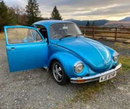 VW BEETLE 1303 1641CC TWIN CARB TAX/MOT EXEMPT PX SWAP AVAILABLE 2-DOOR