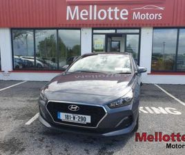 HYUNDAI I30 1.0 T-GDI DELUXE PLUS FOR SALE IN GALWAY FOR €17,950 ON DONEDEAL