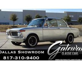 1972 BMW 2002 FOR SALE