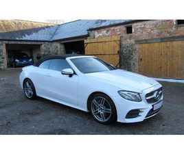 MERCEDES E 220 D AMG LINE ~BUY ONLINE, HOME DELIVERY!