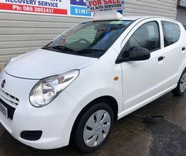 131 SUZUKI ALTO 1 LITER (FREE DELIVERY) FOR SALE IN DUBLIN FOR €5,250 ON DONEDEAL
