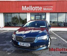 SKODA SUPERB SE BUSINESS 2.0 TDI 150PS FOR SALE IN GALWAY FOR €15950 ON DONEDEAL