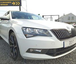 SKODA SUPERB SE 2.0 TDI 150PS €1 DEP €92 P/WEEK FOR SALE IN DONEGAL FOR €18995 ON DONEDEAL