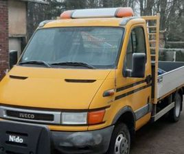 IVECO DAILY 40 C 10