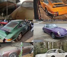 LOOKING TO BUY AN EARLY PORSCHE 356/911/912 ANY CONDITION WANTED | CLASSIC CARS | EDMONTON