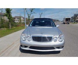 2003 MERCEDES-BENZ E55 AMG | CARS & TRUCKS | CALGARY | KIJIJI