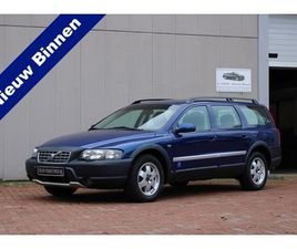 VOLVO XC70 2.4 T AWD OCEAN RACE AUTOMAAT YOUNGTIMER