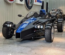 USED 2020 ARIEL ATOM 4 TURBOCHARGED NOT SPECIFIED 554 MILES IN MULTI-COLOURED FOR SALE | C
