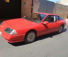 ALPINE MODELO V6 GTA