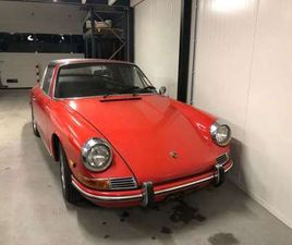 PORSCHE 912 TARGA SOFT WINDOW