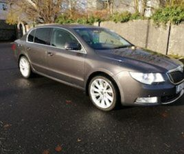 SKODA SUPERB 2.0 TDI 170PS FOR SALE IN MAYO FOR €4500 ON DONEDEAL
