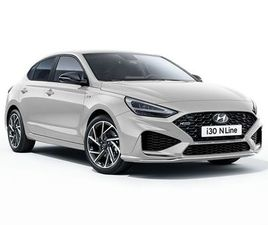 HYUNDAI I30 1.5 T-GDI MHEV N LINE FASTBACK DCT (S/S) 5DR