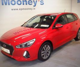 HYUNDAI I30 DELUXE 1.4L PETROL HATCHBACK HERE AT FOR SALE IN DUBLIN FOR €17,995 ON DONEDEA