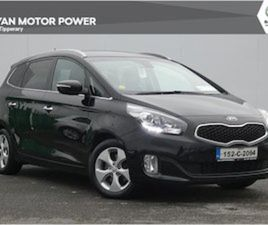 KIA CARENS EX PE 5DR FOR SALE IN TIPPERARY FOR €14375 ON DONEDEAL