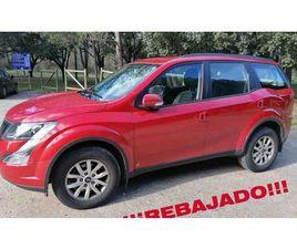 MAHINDRA XUV500 2.2D W10 AWD 4X4, SUV O PICKUP DE SEGUNDA MANO EN MADRID | AUTOCASION