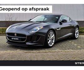 JAGUAR F-TYPE 3.0 340PK V6 SUPERCHARGED