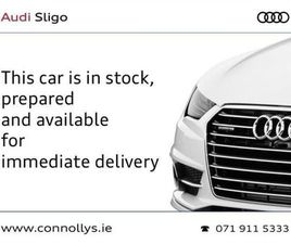AUDI Q3 SE 35TDI 150HP AUTO - COMFORT PACK FOR SALE IN SLIGO FOR €48,598 ON DONEDEAL