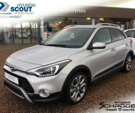 HYUNDAI I20 BLUE 1.0 T-GDI ACTIVE PASSION PLUS