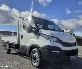 IVECO 35S14 BENNE JPM 3.3M CLIM CHARGE UTILE 1T