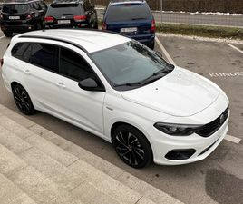 FIAT TIPO 1.6MJ STATION WAGON S-DESIGN DCT