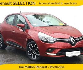 RENAULT CLIO IV DYNAMIQUE NAV 1.2 PETR FOR SALE IN LAOIS FOR €12,995 ON DONEDEAL