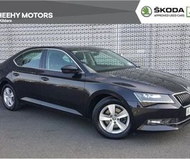 SKODA SUPERB AMB 2.0TDI 150HP 4DR FOR SALE IN KILDARE FOR €26,250 ON DONEDEAL