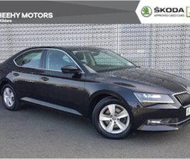 SKODA SUPERB AMB 2.0TDI 150HP 4DR FOR SALE IN KILDARE FOR €26950 ON DONEDEAL