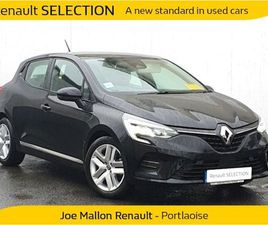 RENAULT CLIO DYNAMIQUE TCE 100 MY19 5D FOR SALE IN LAOIS FOR €17,595 ON DONEDEAL