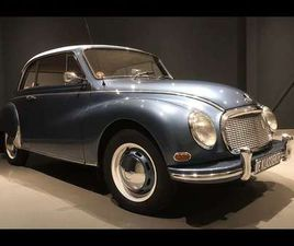 OLDTIMER DKW F93 3=6 COUPE DELUXE