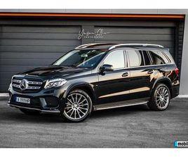 MERCEDES-BENZ GLS 350 D AMG DESIGNO B&O 9G 360*, 2016Г