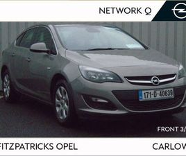 OPEL ASTRA 1.6 CDTI 136PS 4DR AUTO NATIONWIDE DEL FOR SALE IN CARLOW FOR €13,950 ON DONEDE