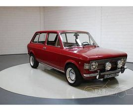 1972 FIAT 128 FAMILIALE 1972 EXTENSIVELY RESTORED